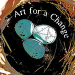 monthly exchanges between activists, artists, and community members to hatch social action projects; co-created and co-facilitated with Jane Beatrice Wegscheider at The Art Garden in Shelburne Falls, MA